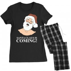santa is coming Women's Pajamas Set | Artistshot