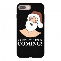 santa is coming iPhone 8 Plus Case | Artistshot