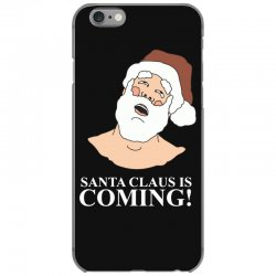 santa is coming iPhone 6/6s Case | Artistshot