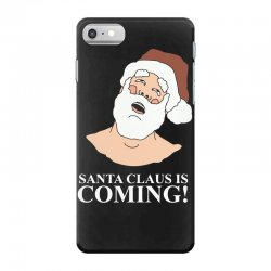 santa is coming iPhone 7 Case | Artistshot