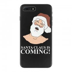 santa is coming iPhone 7 Plus Case | Artistshot