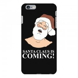 santa is coming iPhone 6 Plus/6s Plus Case | Artistshot