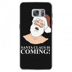 santa is coming Samsung Galaxy S7 Case | Artistshot