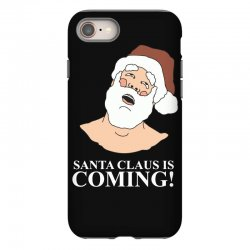 santa is coming iPhone 8 Case | Artistshot