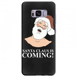 santa is coming Samsung Galaxy S8 Plus Case | Artistshot