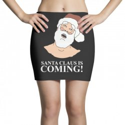 santa is coming Mini Skirts | Artistshot