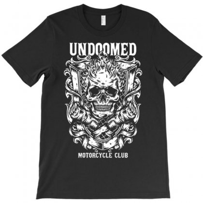 Undoomed Motorcycle Club T-shirt Designed By Firstore