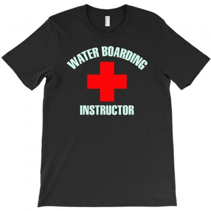 Water Boarding Instructor Trending T-shirt Designed By Firstore