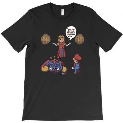 Wrong Game T-shirt Designed By Firstore
