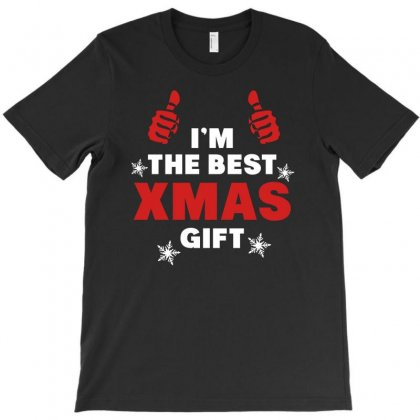 Xmas Gift The Best T-shirt Designed By Firstore