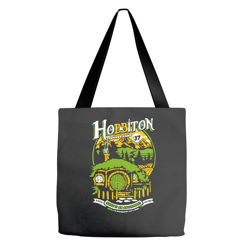 c0b3eb0720f Custom Shire Summer Camp Tote Bags By Ronz Art - Artistshot