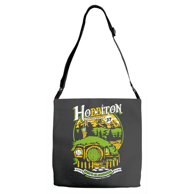 d8e98a20a90 Custom Shire Summer Camp Adjustable Strap Totes By Ronz Art - Artistshot