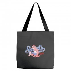 sports sloth Tote Bags | Artistshot