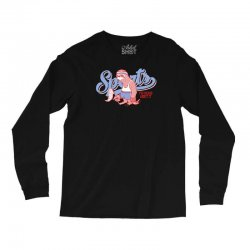sports sloth Long Sleeve Shirts | Artistshot