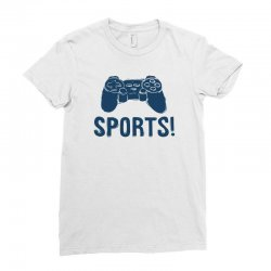 sports Ladies Fitted T-Shirt | Artistshot