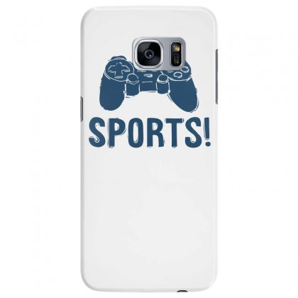 Sports Samsung Galaxy S7 Edge Case Designed By Ronz Art
