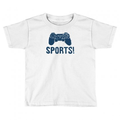 Sports Toddler T-shirt Designed By Ronz Art