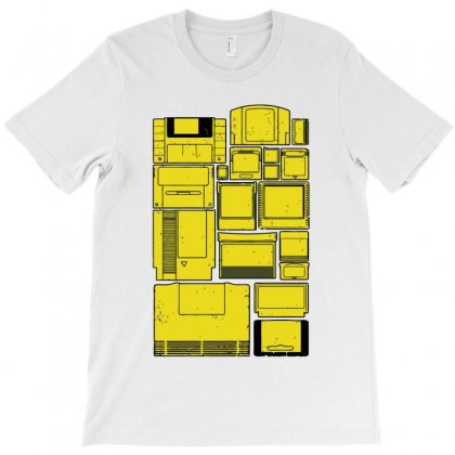 The Cartridge Family T-shirt Designed By Ronz Art