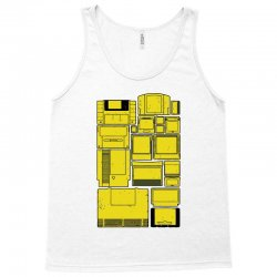 the cartridge family Tank Top | Artistshot