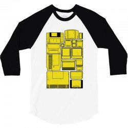 the cartridge family 3/4 Sleeve Shirt | Artistshot