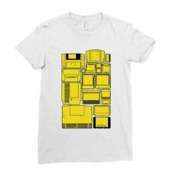 the cartridge family Ladies Fitted T-Shirt | Artistshot