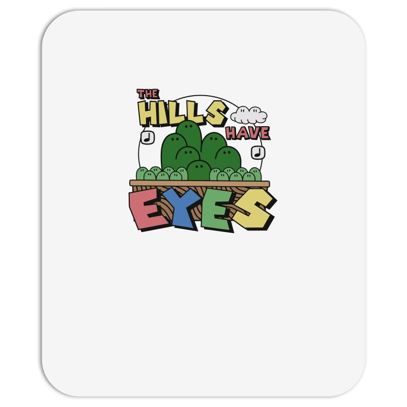 320c2bd9418 Custom The Hills Have Eyes Mousepad By Ronz Art - Artistshot