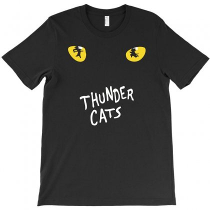 Thunder Cats The Musical T-shirt Designed By Ronz Art