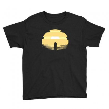 Two Rogues At The End Of The World Youth Tee Designed By Ronz Art