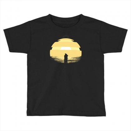 Two Rogues At The End Of The World Toddler T-shirt Designed By Ronz Art