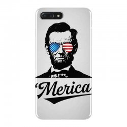 abraham lincoln july 4th iPhone 7 Plus Case | Artistshot