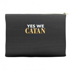 yes we catan Accessory Pouches | Artistshot