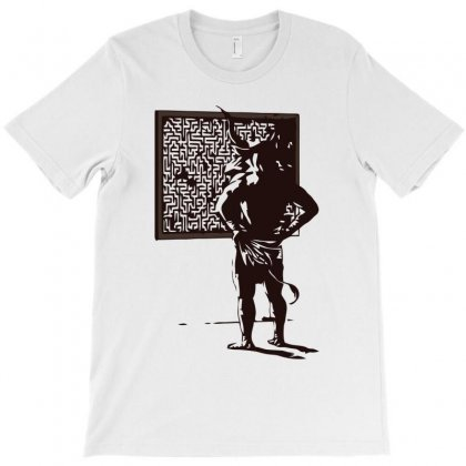 You Are Here T-shirt Designed By Ronz Art