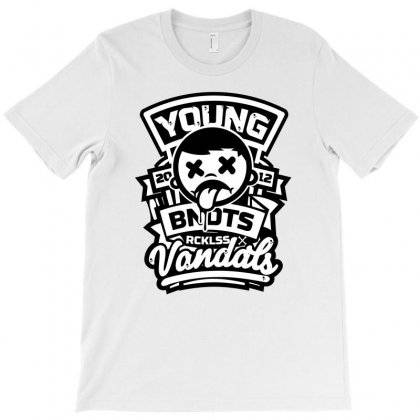 Young T-shirt Designed By Ronz Art
