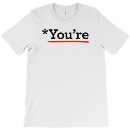 You're T-shirt Designed By Ronz Art