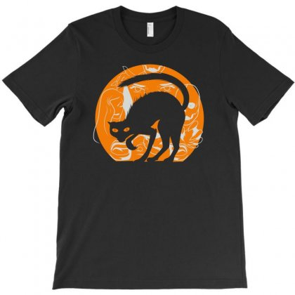 Happy Halloween T-shirt Designed By Aheupote
