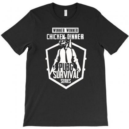 Pubg Survival Series T-shirt Designed By Aheupote
