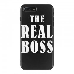 The Boss - The Real Boss Family Matching iPhone 7 Plus Case | Artistshot