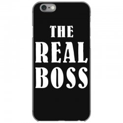 The Boss - The Real Boss Family Matching iPhone 6/6s Case | Artistshot