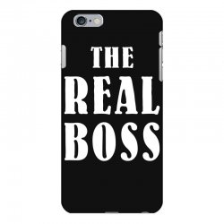 The Boss - The Real Boss Family Matching iPhone 6 Plus/6s Plus Case | Artistshot
