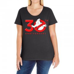 30th anniversary ghostbuster Ladies Curvy T-Shirt | Artistshot