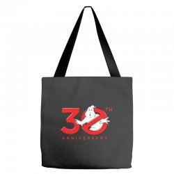 30th anniversary ghostbuster Tote Bags   Artistshot