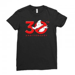 30th anniversary ghostbuster Ladies Fitted T-Shirt | Artistshot