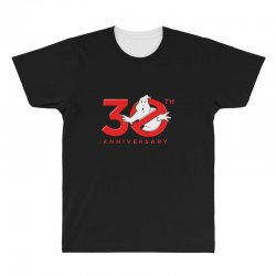 30th anniversary ghostbuster All Over Men's T-shirt | Artistshot