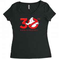 30th anniversary ghostbuster Women's Triblend Scoop T-shirt | Artistshot