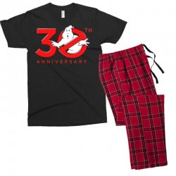 30th anniversary ghostbuster Men's T-shirt Pajama Set | Artistshot