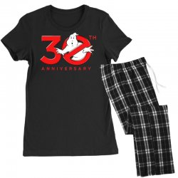 30th anniversary ghostbuster Women's Pajamas Set | Artistshot