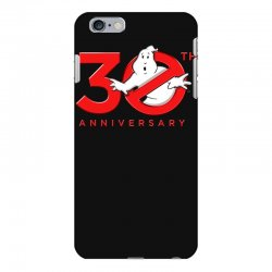 30th anniversary ghostbuster iPhone 6 Plus/6s Plus Case | Artistshot