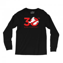 30th anniversary ghostbuster Long Sleeve Shirts | Artistshot