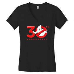 30th anniversary ghostbuster Women's V-Neck T-Shirt | Artistshot