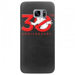 30th anniversary ghostbuster Samsung Galaxy S7 Edge Case | Artistshot